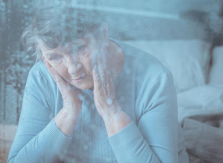 Senile or Senile Dementia
