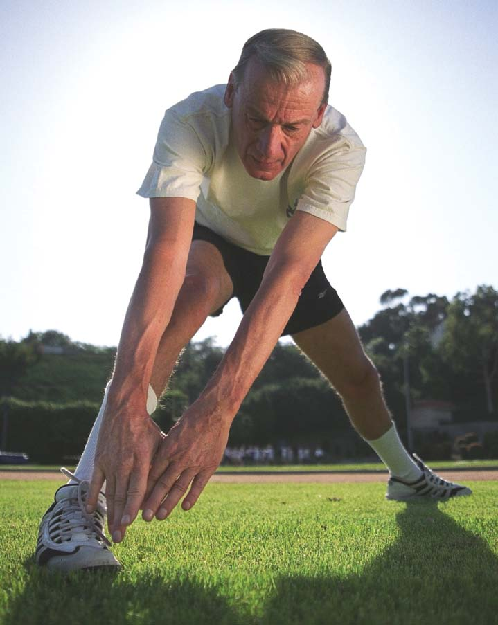 Exercise helps caregivers boost their metabolism.