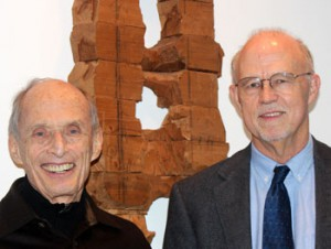 Dr. Paul Greengard and Dr. Sidney Strickland