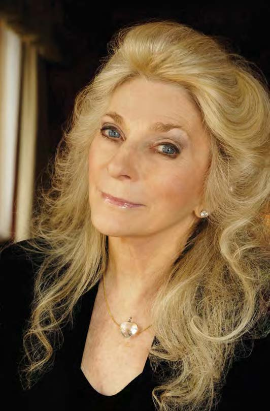 Judy Collins has captivated many listeners with the power of her voice.