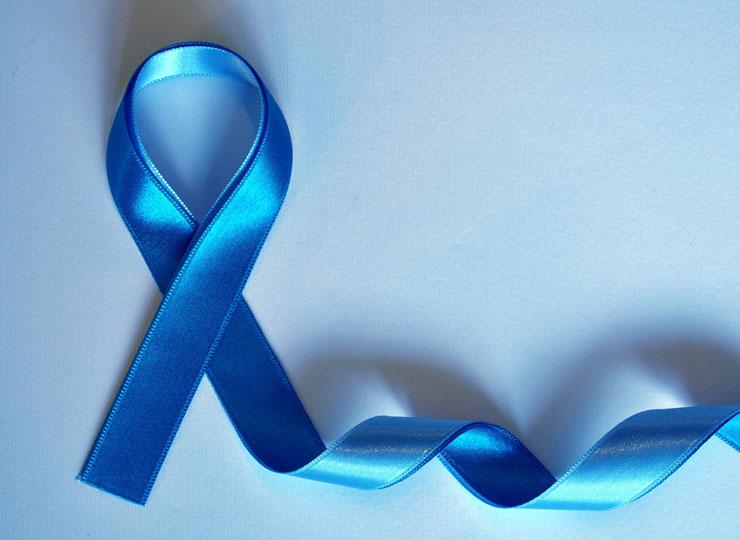 Prostate Cancer - Blue Ribbon