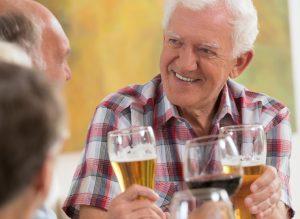 Alcohol Alzheimer's Dementia