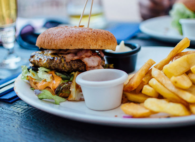 Trans Fat - Unhealthy Food