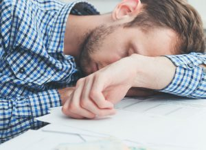 Men Poor Sleep - Alzheimer's