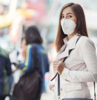 Woman Air Pollution Alzheimers