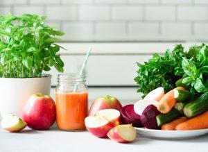 Fruits Vegetables Flavanol Lower Alzheimer's