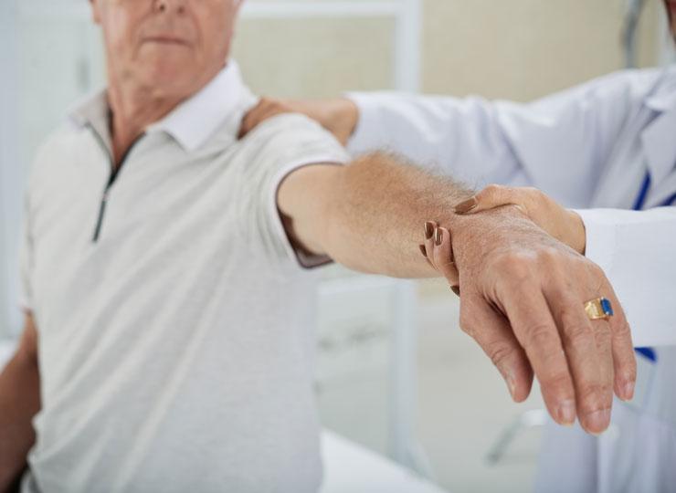 Alzheimer's Stages - Range of motion rigid